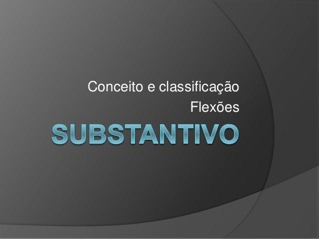 Conceito e classificação Flexões