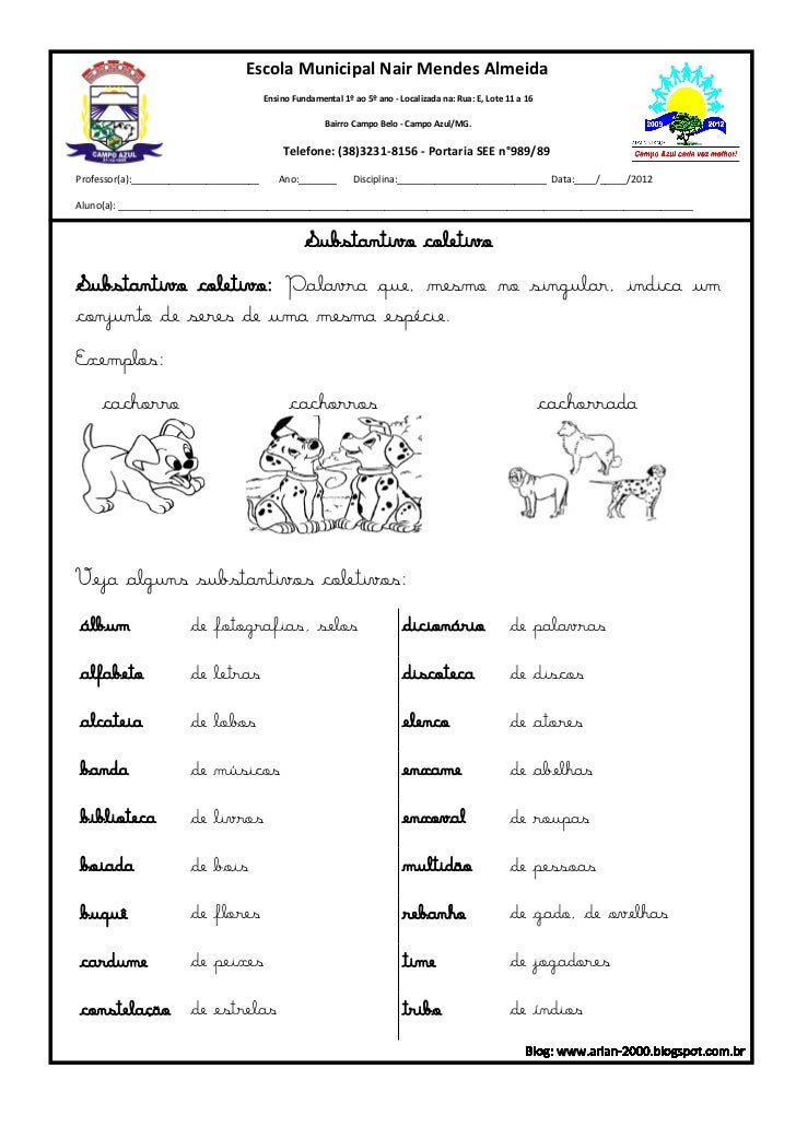 Escola Municipal Nair Mendes Almeida                                        Ensino Fundamental 1º ao 5º ano - Localizada n...