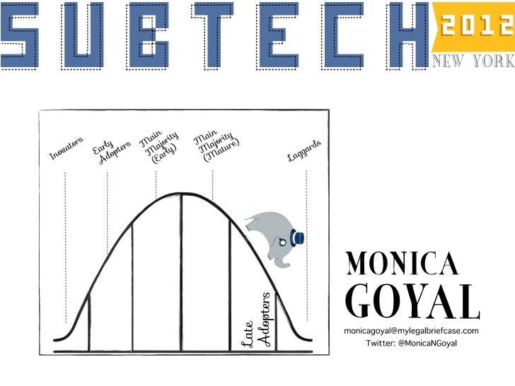 Subtech presentation