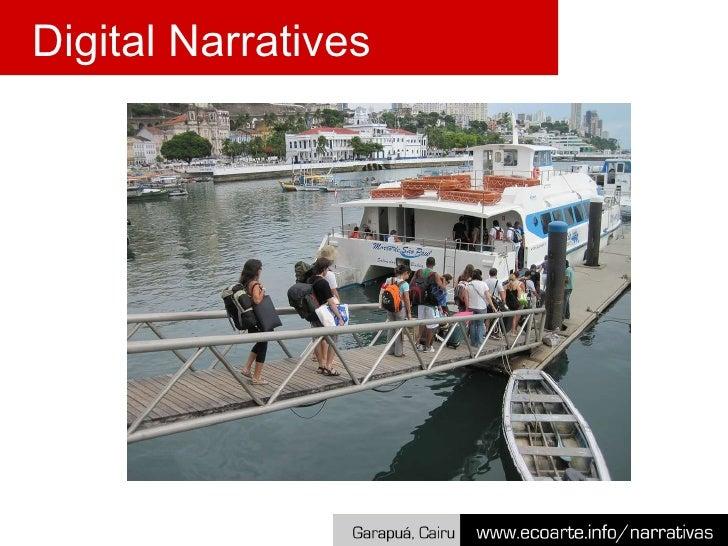 Digital Narratives