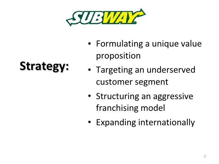 subway market segment Subway finance & investment co ltd, incorporated in the year 1983, is a mid  cap company (having a market cap of rs 00 crore) operating in finance sector.