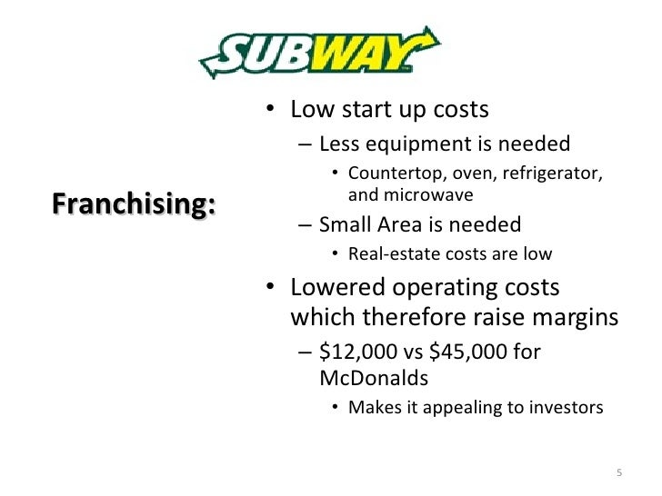 profit margins for subway What are the successful profit margins for a restaurant business by patrick gleeson, ph d, registered investment adv updated march 15, 2018.