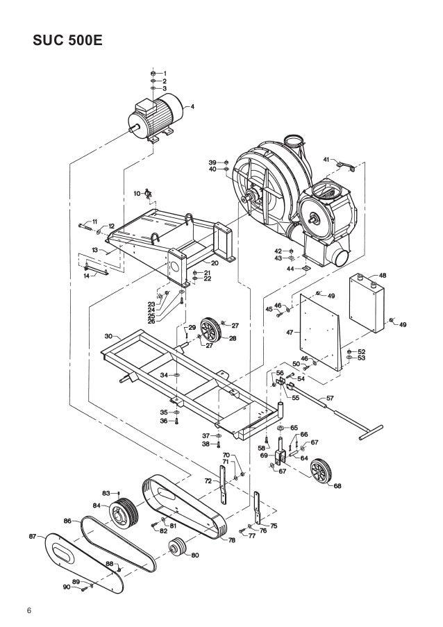 Kongskilde parts Manual