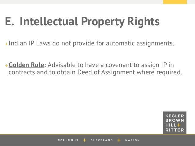Define Concept Of Intellectual Property Rights
