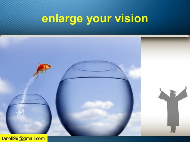 enlarge your vision tanoli99@gmail.com