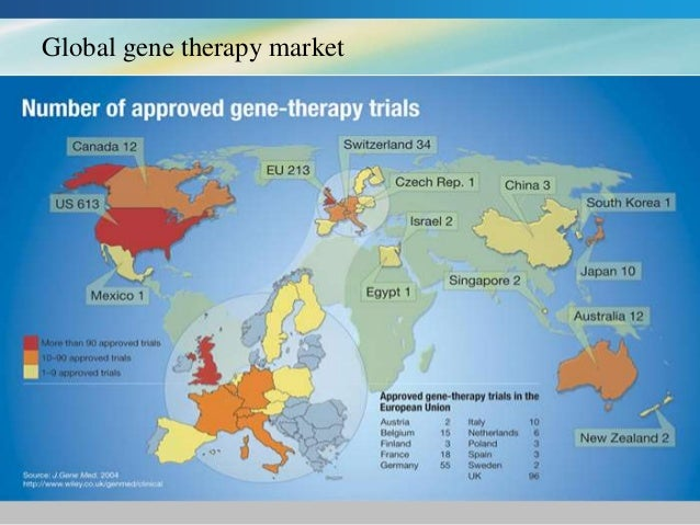 how to become a gene therapist
