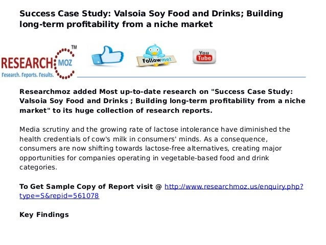 Case study energy drink industry