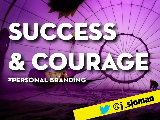 Before your STARTUP 7 reasons to brand yourself success 