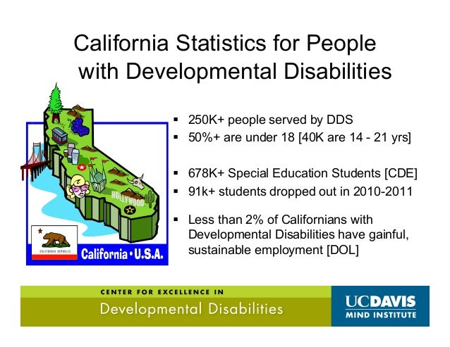  2001 - Fewer than 500 students with autism reported in Sac Schools.  2011 - 2,275 students with autism in Sac Schools -...