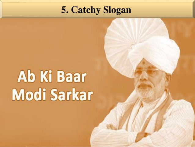 modis six desperate campaign strategies Modi launched a national campaign for prime minister, incorporating western-style campaign strategy and tactics for the first time in india, including the canny use of social media and other .