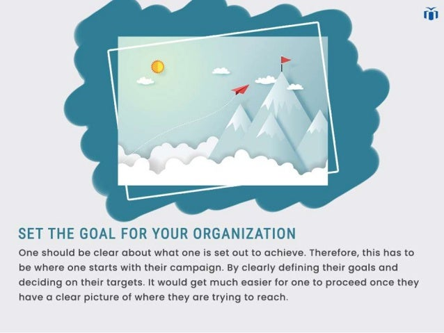 Fundraising for nonprofits – How to run successful campaigns every time. Slide 3