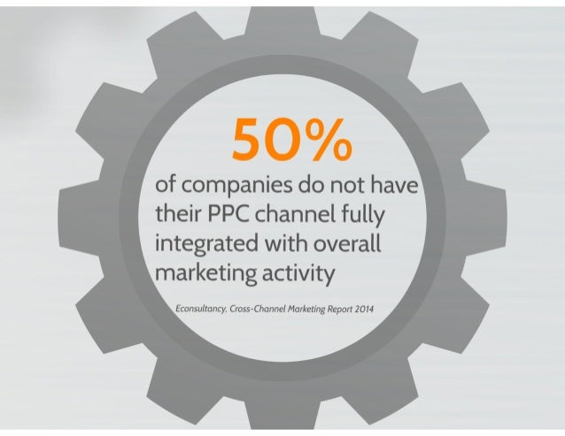 Clear PPC Objectives  - Conversions:  enquiries,  leads,  sales - Quality website traffic     - Brand/  Product awareness ...
