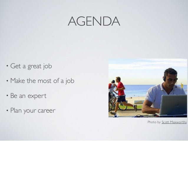 Building a Successful Technology Career Slide 3