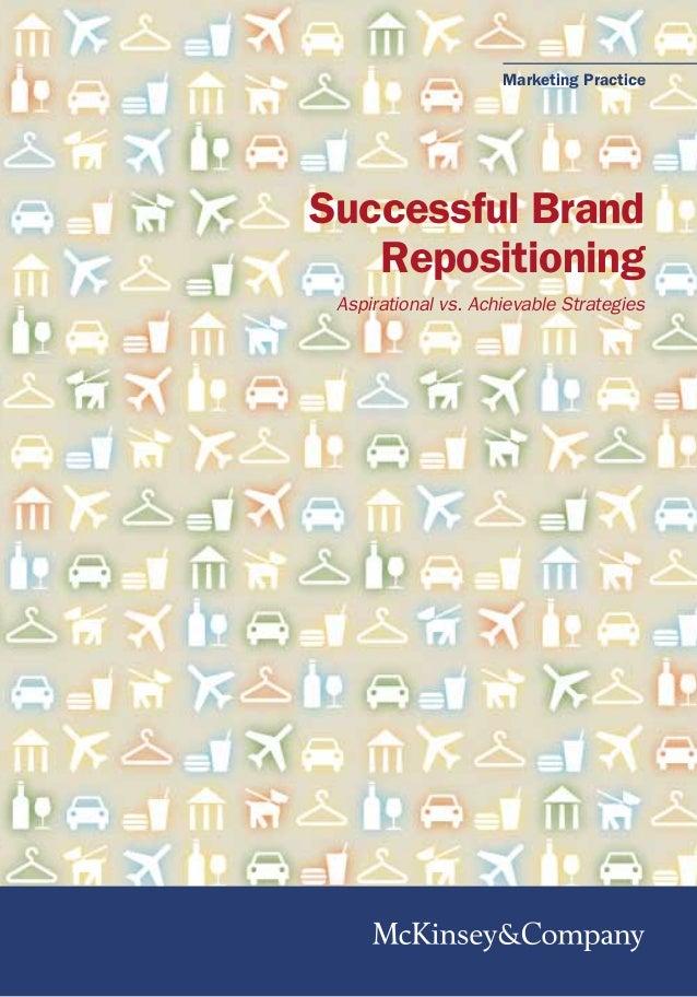 Successful Brand Repositioning