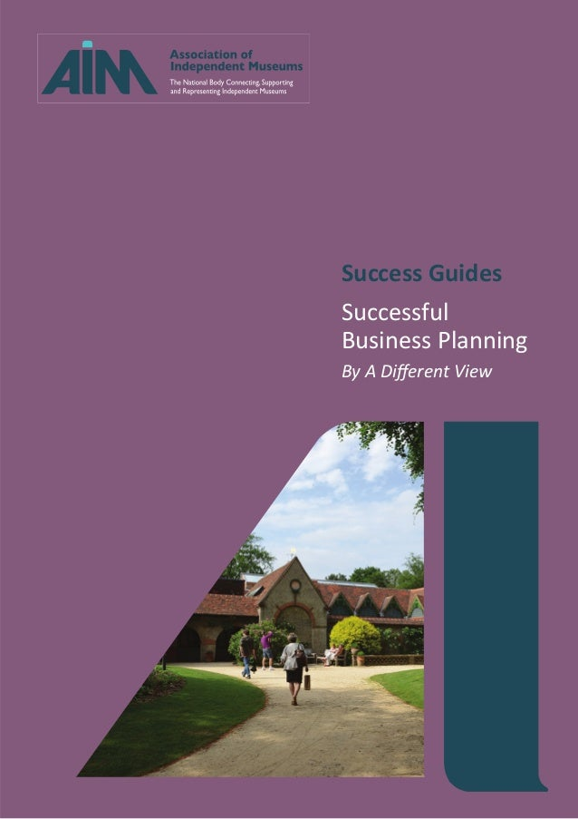 Success Guides Successful Business Planning By A Different View