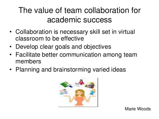 Collaborative For Student Success ~ Successful collaboration and team dynamics c