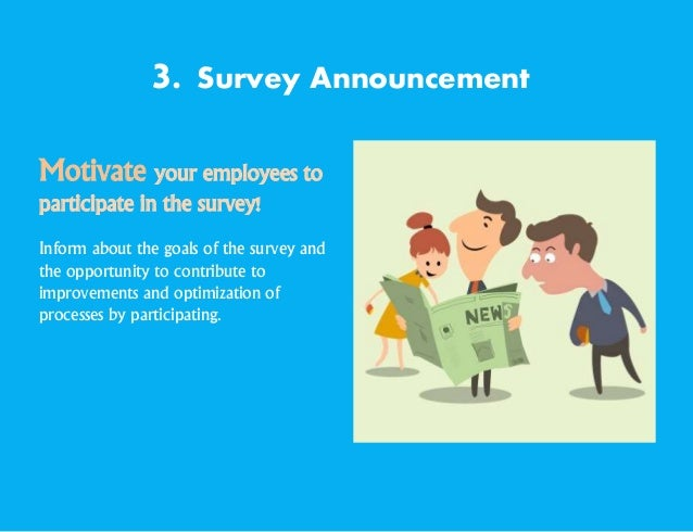 How To Successfully Conduct An Employee Survey