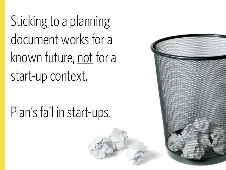 Hey Mike, your plan was to build a company, but did your plan include a Business Model?