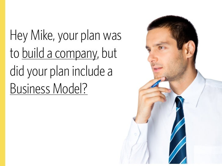 Here are the 9 building blocks of a business model: