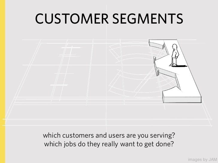 CUSTOMER RELATIONSHIPS     what relationships are you establishing with each segment?        personal? automated? acquisit...
