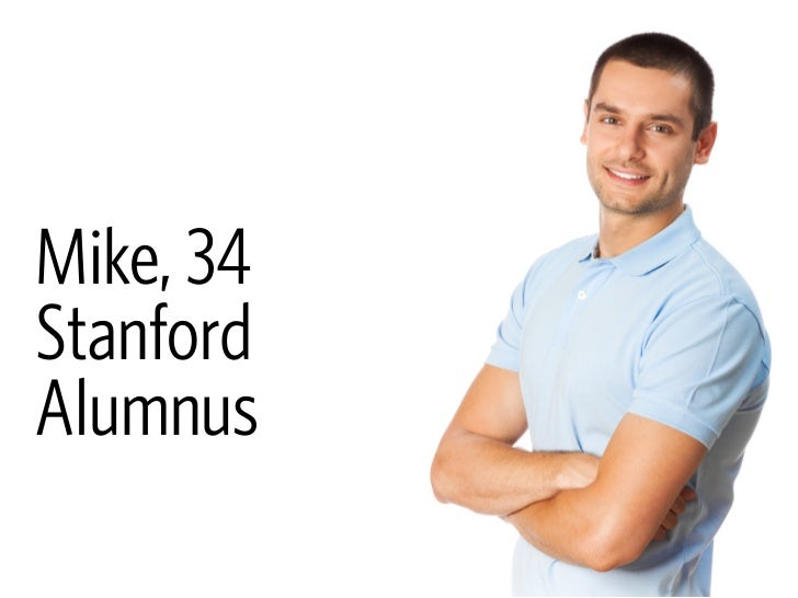 Mike, 34 Stanford Alumnus