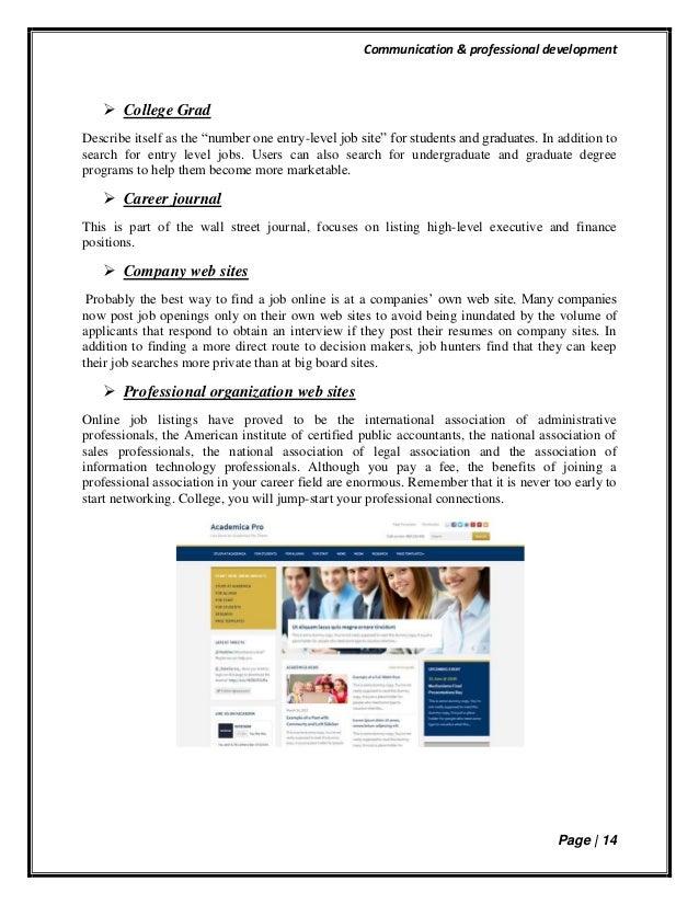 Successful job seacrch nd resume