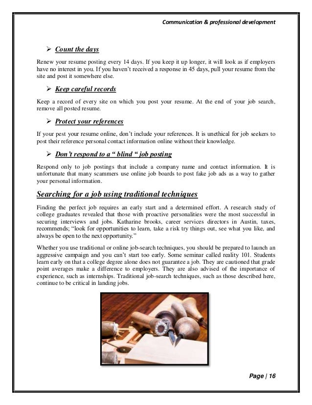 SlideShare  Post Your Resume