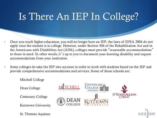 Successfully Transitioning Special Education Students ...
