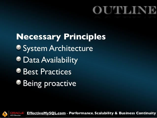 Successful Scalability Principles - Part 1 Slide 2