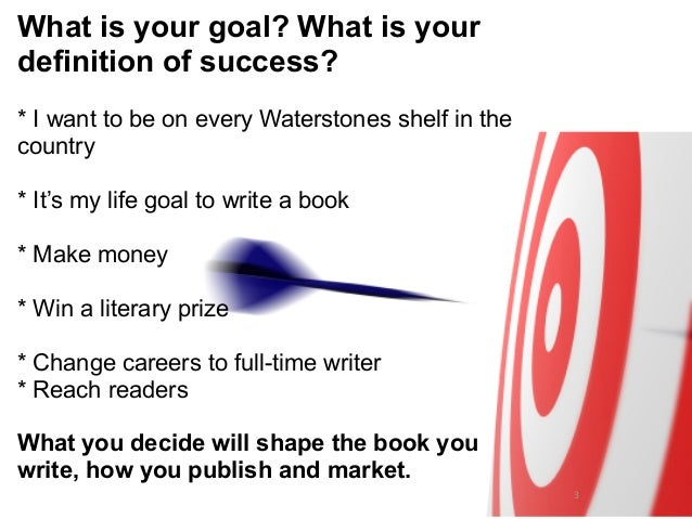 Prerequisites For Successful Self-Publishing Slide 3