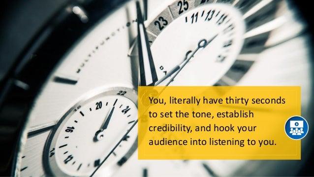 8 Successful Ways to Open Your Speech Slide 2