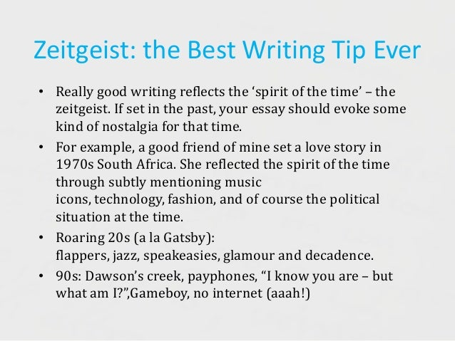 success in creative writing exams essay writing tips write what you know 16