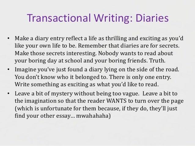 Summary of 1666's diary entries