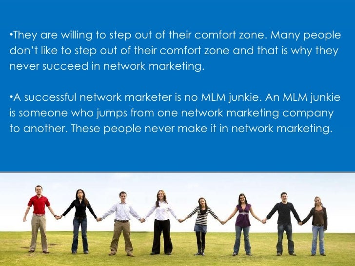 How to be successful in Network Marketing - at