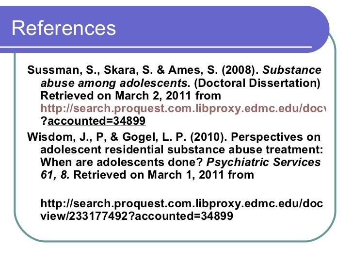 Preventing Drug Use among Children and Adolescents (In Brief)