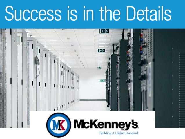 Project Name  Colocation Data Centers  Project Location  Durham, North Carolina  Project Team  Owner: Data Centers  Genera...