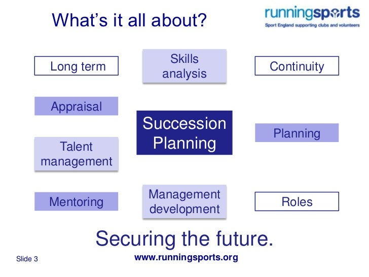 succession planning webcast
