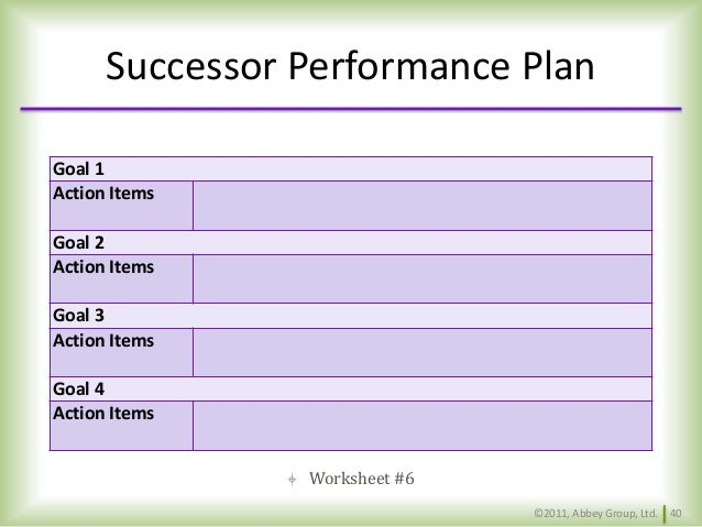 Printables Succession Planning Worksheet succession planning 03 11 final