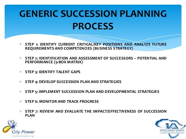 Succession Planning for Sustainable Organizational Development