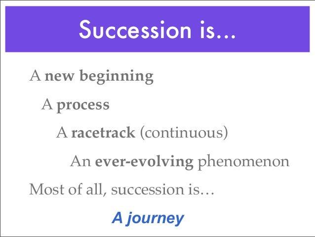 importance of succession planning pdf