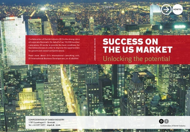 DI how to...  Read more about DI's international consulting unit, DI International Business Development, on di.dk/dibd.  c...