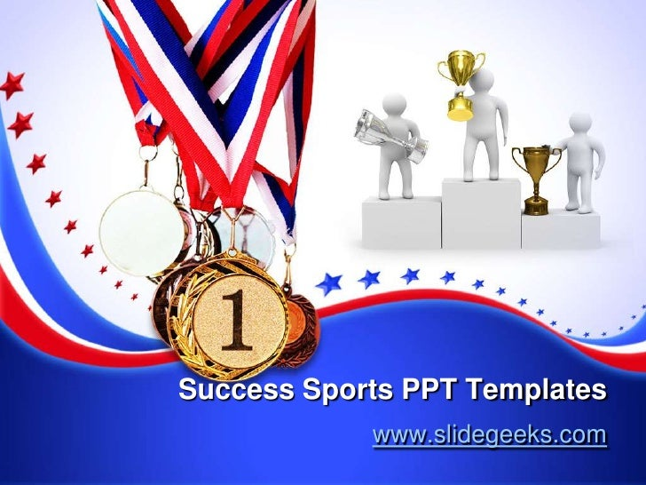 success sports ppt templates. Black Bedroom Furniture Sets. Home Design Ideas