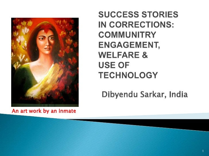 Dibyendu Sarkar, IndiaAn art work by an inmate                                                    1