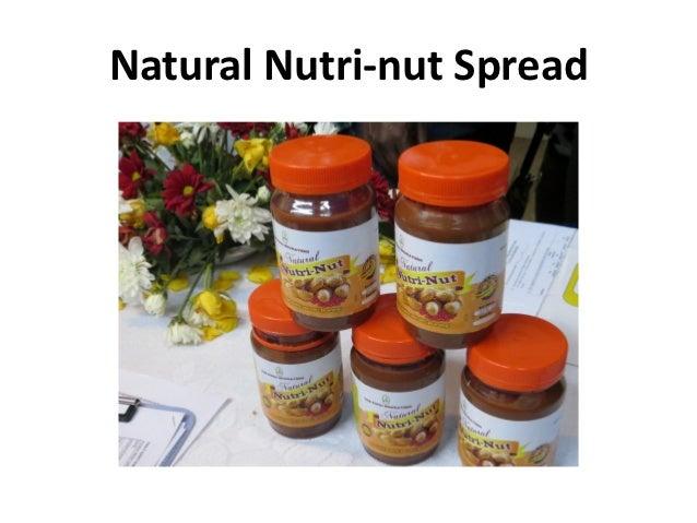 Natural Nutri-nut Spread