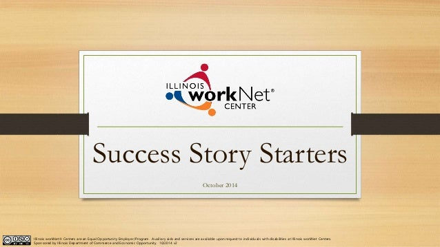 success story templates