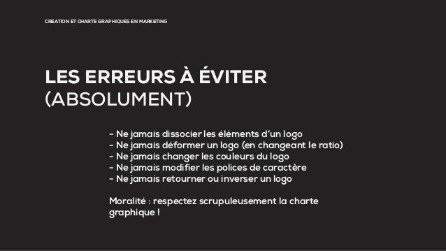 CRÉATION ET CHARTE GRAPHIQUES EN MARKETING LES ERREURS À ÉVITER (ABSOLUMENT) - Ne jamais dissocier les éléments d'un logo ...