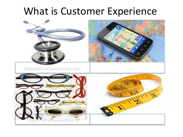 What  is  Customer  Experience   Design?   Diagnos6c-‐where  are  you  now   Insight:  What  we  ...