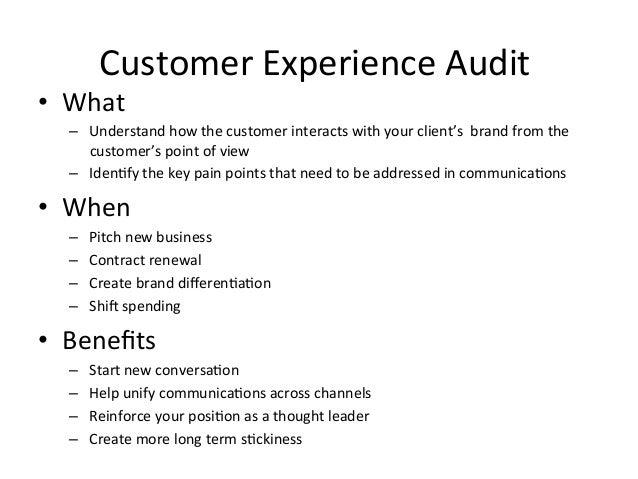 Successworks customer audit v5 generic pptx Slide 3