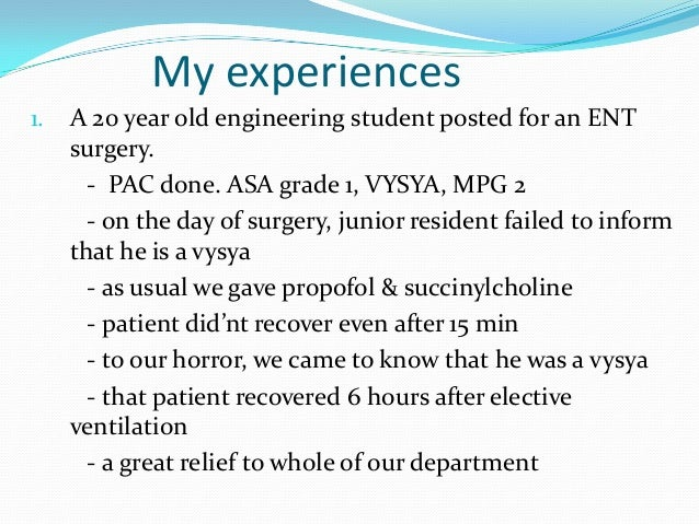 2. a 35 year male patient posted for upper limb orthosurgery- PAC done on the day before- ASA 1, MPG 1, VYSYA- brachial pl...