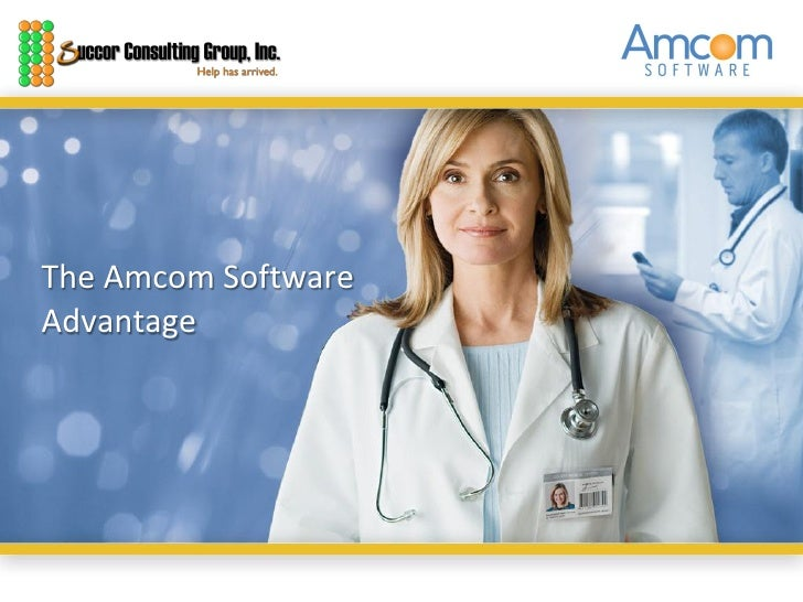 The Amcom SoftwareAdvantage